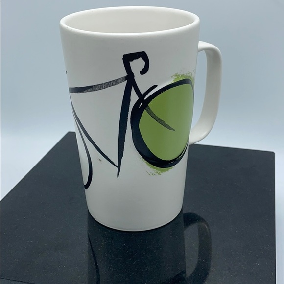 Starbucks 2015 Bicycle coffee cup